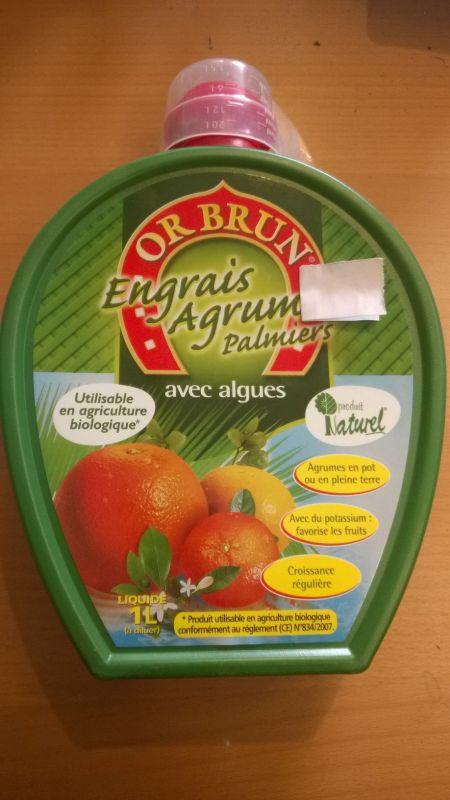 Engrais agrumes palmiers et plantes m dit rran enne biologique disponible avec saint fiacre en - Engrais pour palmier ...